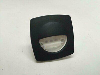 MARINE BOAT LED RV TRAILER BLUE 12V COURTESY LIGHT ABS 3.5X1.8 3 LED