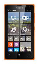 Microsoft  Lumia 435 Single- SIM  Orange 2 Mp Kamera WLAN Whatsapp Internet