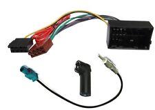 Câble adaptateur faisceau autoradio antenne pour Alfa Romeo Giulietta Mito