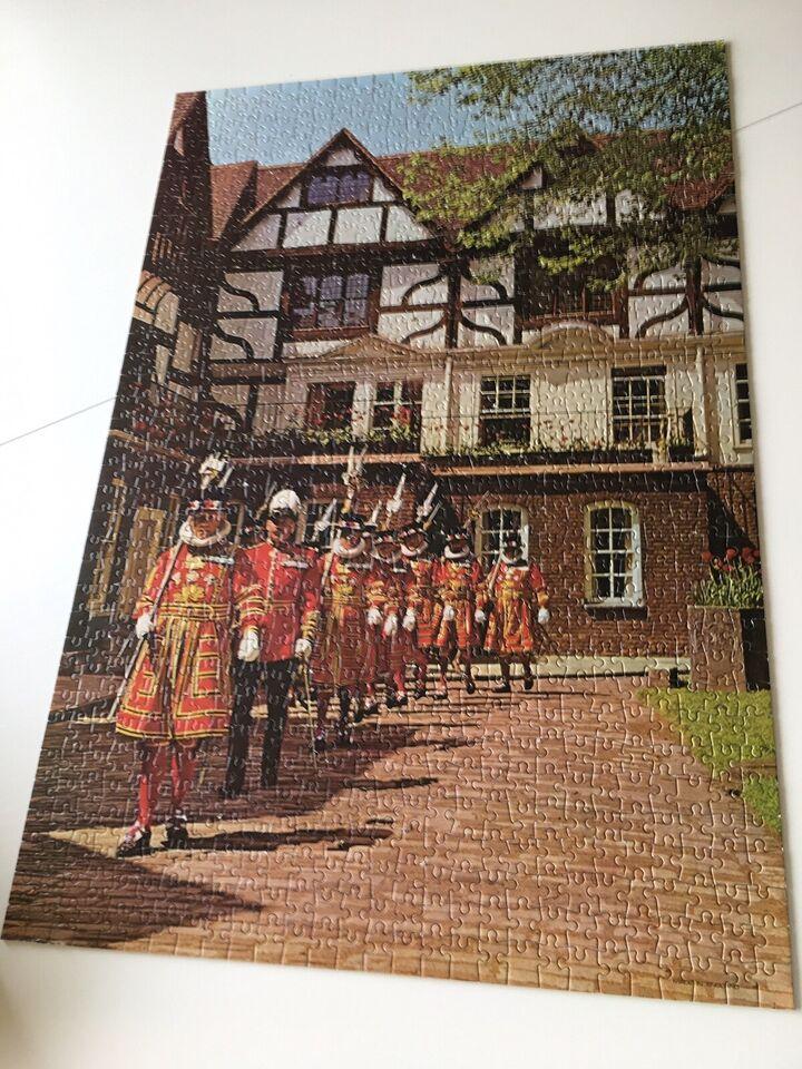 The connoisseur jigsaw puzzle, puslespil