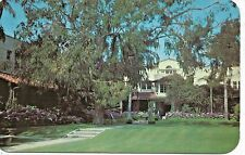 Carlsbad CA Carlsbad Hotel By The Sea Postcard 1950s