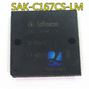 5-un-SAK-C167CS-LM-Paquete-QFP-144-Nuevo