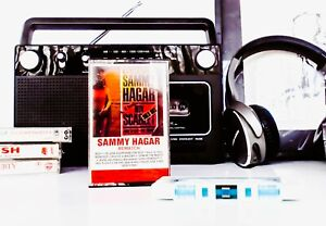 Sammy Hagar: Rematch (1981, Capitol Records, 4N-16336) ~ Cassette Tape