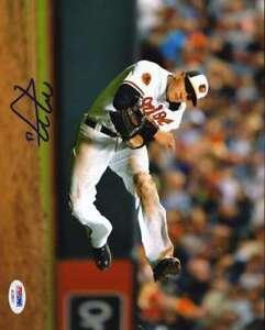 Manny Machado Signed Psa Dna Cert 8x10 Orioles Photo Authentic Autographed
