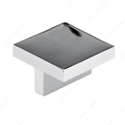 841 Contemporary Metal Knob Richelieu Hardware