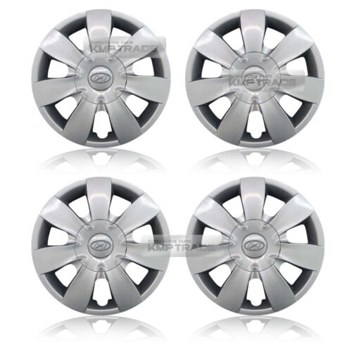 "Accent OEM Genuine Parts 14/"" Wheel Hub Cap Cover 4P For HYUNDAI 2006-10 Verna"