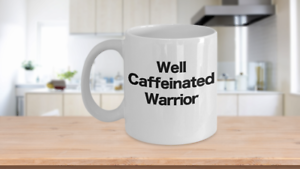 Warrior-Mug-White-Coffee-Cup-Funny-Gift-Pennsic-Yoga-Princess-Cancer-Basketball