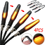 4PCS-12-LED-Motorcycle-Rear-Front-Turn-Signal-Light-Sequential-Flowing-Indicator thumbnail 1