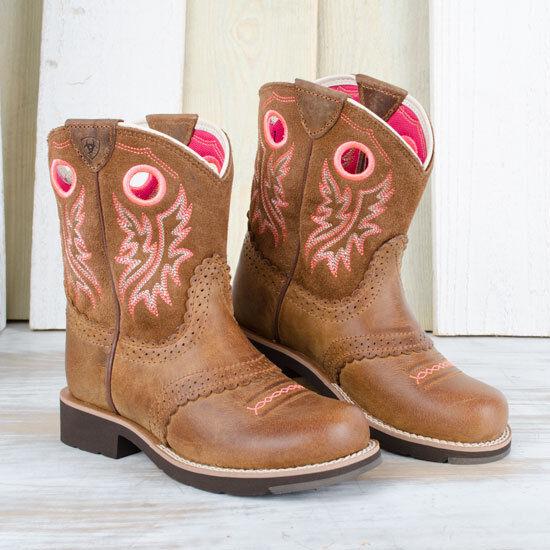 Ariat Children's Braun Fatbaby Boot