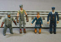 Lionel Polar Express Dudes 6-31960 Train People Conductor Engineer 6-24203