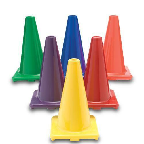 color My Class  18  Game Cones Set of 6