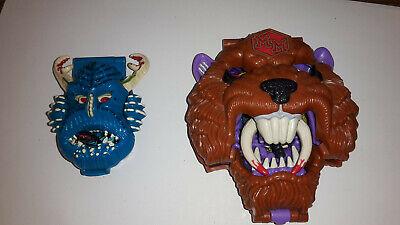 93 Mighty Max Doom Stones Horror Heads Bluebird Toys Ersatzteile 1992 94