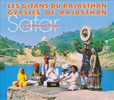 FREE US SHIP. on ANY 2 CDs! ~LikeNew CD Latif Ahmed Khan: Gypsies of Rajasthan I