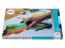 Van Gogh Pastel Suave juego de 48 colores del paisaje
