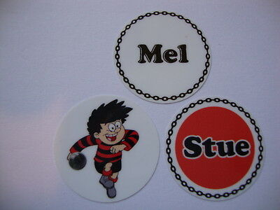 Mel Stue Dennis 12 New Crown Green Bowls Stickers 1 Ebay A little after work get together at the kings arms, hale, to wind down after a day at the office. ebay