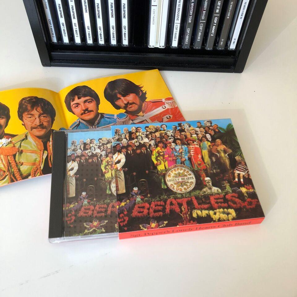 Beatles: Complete box, rock