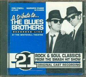 Blues-Brothers-A-Tribute-To-Recorded-Live-Cd-Ottimo