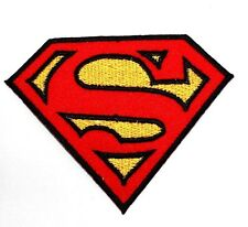 Superman logo Smallville Movie DC Comic Clothing T-Shirt backpack Cap Iron Patch
