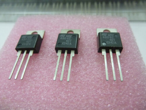 3 pieces RBO40-40T REVERSED BATTERY AND OVERVOLTAGE PROTECTION CIRCUIT