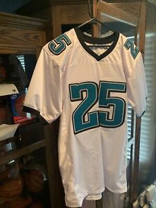 philadelphia eagles Lesean McCoy signed #25 jersey size L JSA COA ...