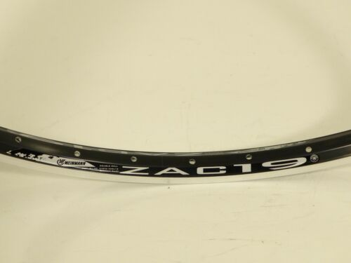 Weinmann ZAC 19 700c 36h Alloy Rim Black 622 x 19  WR72