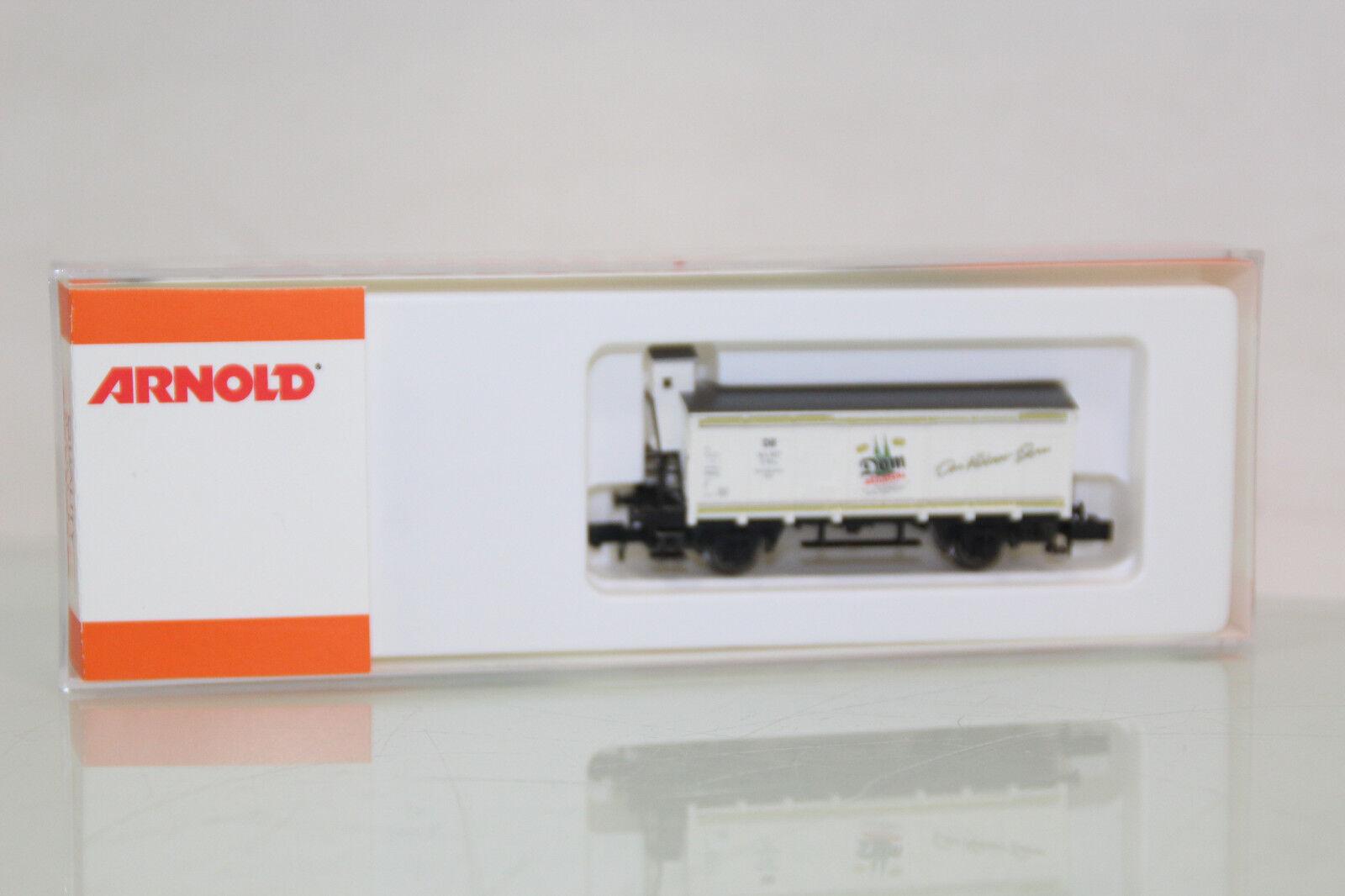 Arnold 4119 Rarität  Bierwagen  Dom Kölsch  der DB neuwertig in OVP (SL5731)