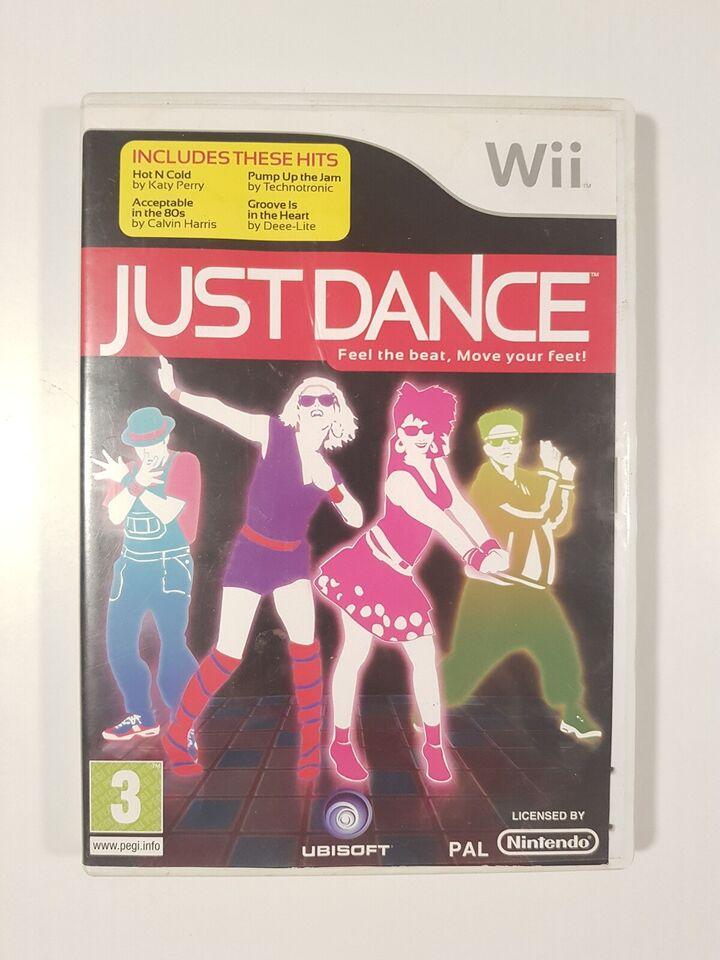 Just Dance, Nintendo Wii