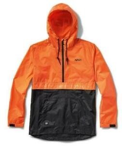Details about New VANS x Space Voyager NASA Windbreaker Anorak Hoodie  Orange Black S M L XL