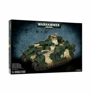 Warhammer 40k Astra Militarum Baneblade Plastic Nouveau