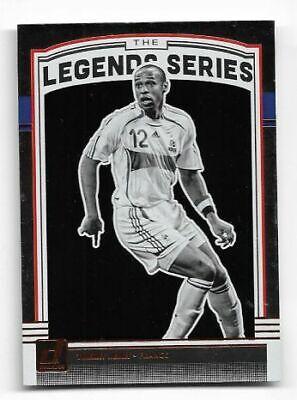 Panini Donruss Soccer 2019-ronaldinho the Legends series ls-2