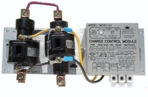 Flexcharge NCHC2410024 Volt 100 Amp Solar and Wind Charge Controller