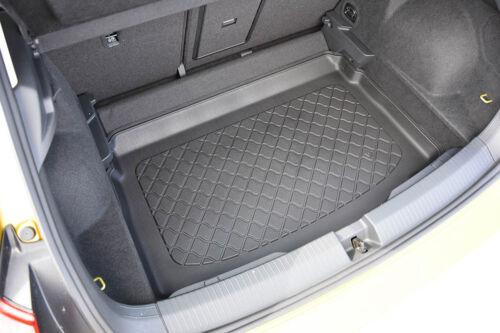 Kofferraumwanne VW T-Roc untere Ladefläche Antirutsch Matte Laderaumwanne