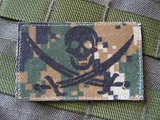 SNAKE PATCH ..:: CALICO JACK ::.. CAMO MARPAT DIGITAL WOODLAND USMC marines TCU