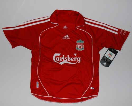 Adidas Liverpool 20062008 Home Jersey Youth