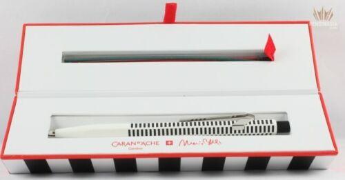 CARAN D/'ACHE MARIO BOTTA 2MM FIXPENCIL WHITE MECHANICAL PENCIL FANTASTIC DESIGN!