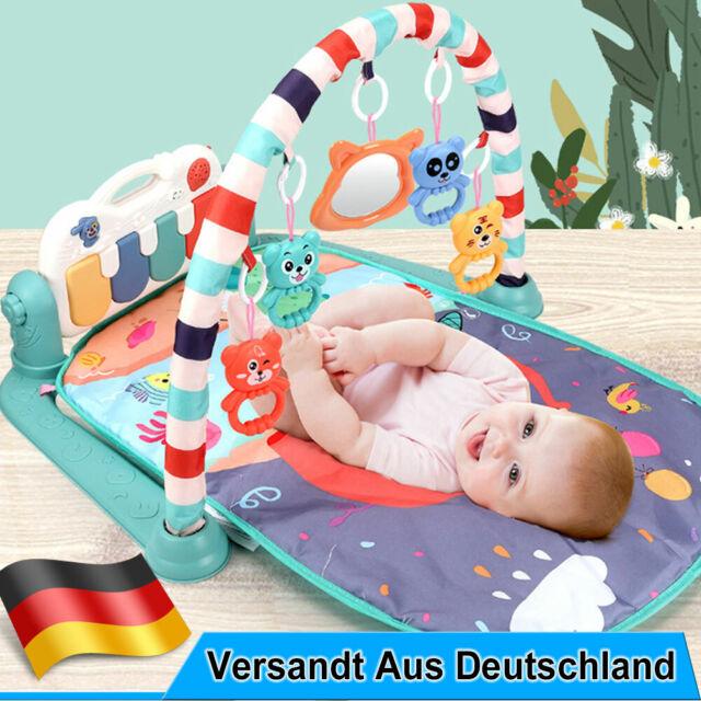 HABA Wasser-Spielmatte Kleine Nixe Stoffspielzeug Spiel Matte Wassermatte