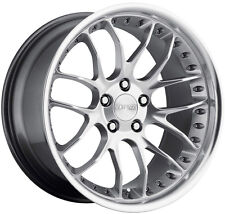 """18"""" MRR GT7 Wheels For Acura TL 2009 - 2014 18X8.5 5x120 (Rims Set of 4)"""