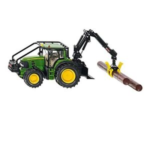 1:32 Siku John Deere Tracteur forestier - 4063 132 Nouveau modèle de jouets