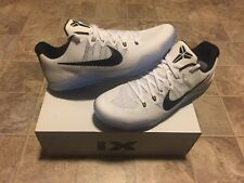 newest e4712 6451c item 8 SZ 14 Nike Kobe XI 11 TB Promo Men s Basketball Shoes White Black Ice  856485-100 -SZ 14 Nike Kobe XI 11 TB Promo Men s Basketball Shoes White  Black ...