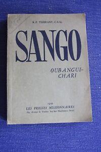 TISSERANT-Sango-Langue-vehiculaire-de-l-039-Oubangui-Chari