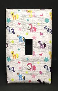My Little Pony Light Switch Cover Plates Kids Room Pony