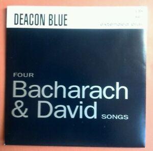 DEACON-BLUE-FOUR-BACHARACH-amp-DAVID-SONGS-EP-ORIGINAL-UK-7-039-039-vinyl-single