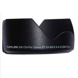 Marumi EW-73II Hood For Canon EF 24-85 F/3.5-4.5 USM Lens