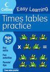 Times Tables Practice by HarperCollins Publishers (Paperback, 2008)