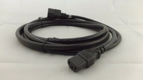 Dell PowerEdge PowerVault,C13 C14 0Y086H Power Cable Y086H 13 ft