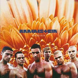 Rammstein-Herzeleid-CD