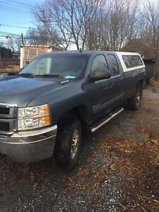 2012 Chevrolet Silverado 2500 LT