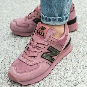 Women's New Balance 574 Pink Casual