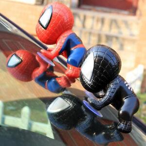 Spider-Man-Climbing-Spiderman-Window-Sucker-Car-Home-Decoration