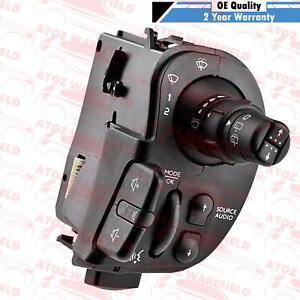 Pour-Renault-Clio-MK3-2005-2012-Essuie-Glace-Radio-Interrupteur-Tige-De-La-Colonne-de-Direction-Tige